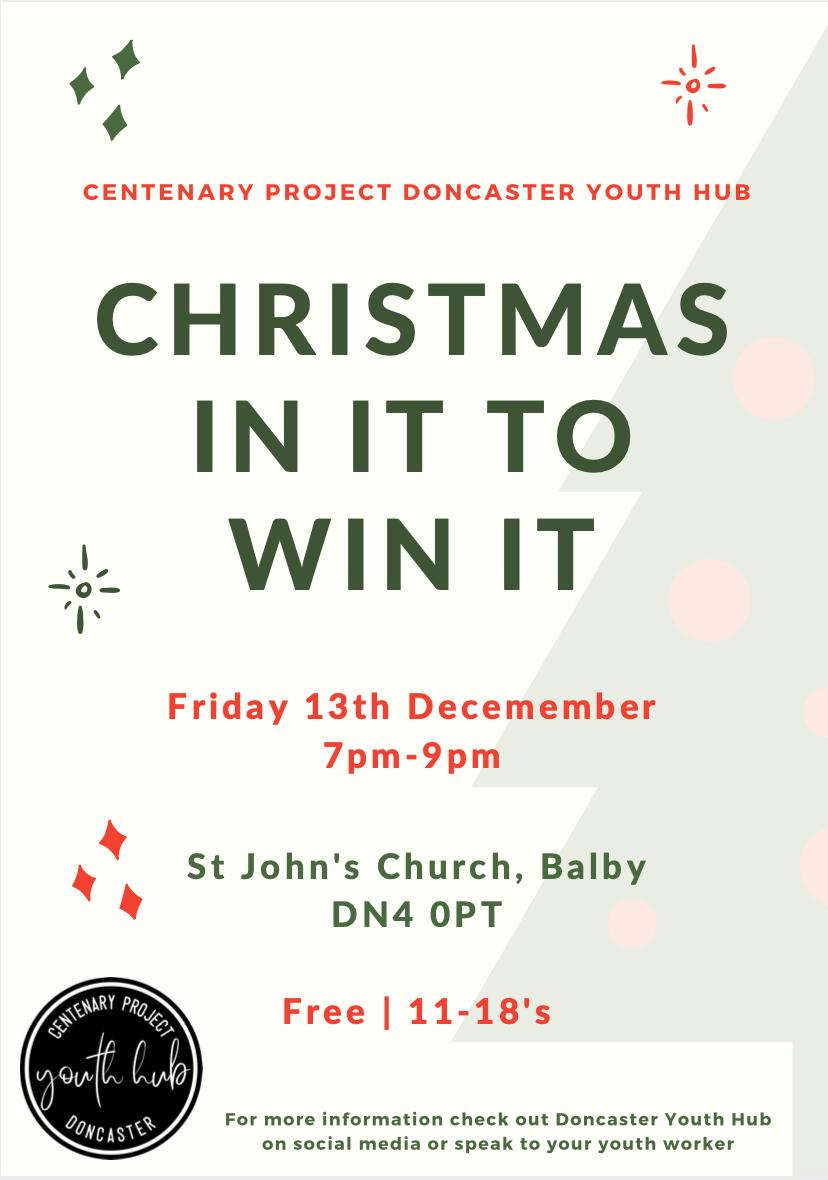 Youth Hub Christmas 2019 PNG