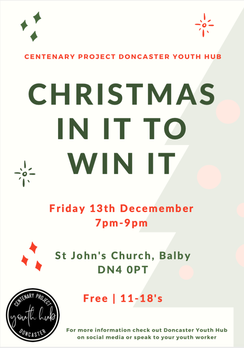 Youth Hub Christmas 2019 PNG